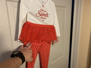 NWT Carter's 18m pants and onesie for Sale in Houston, TX