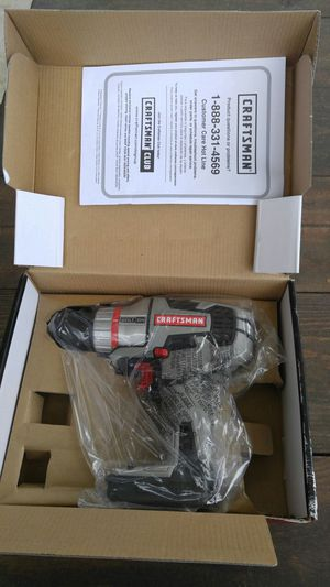 CRAFTSMAN CORDLESS BOLT ON UNIT for Sale in Dearborn, MI