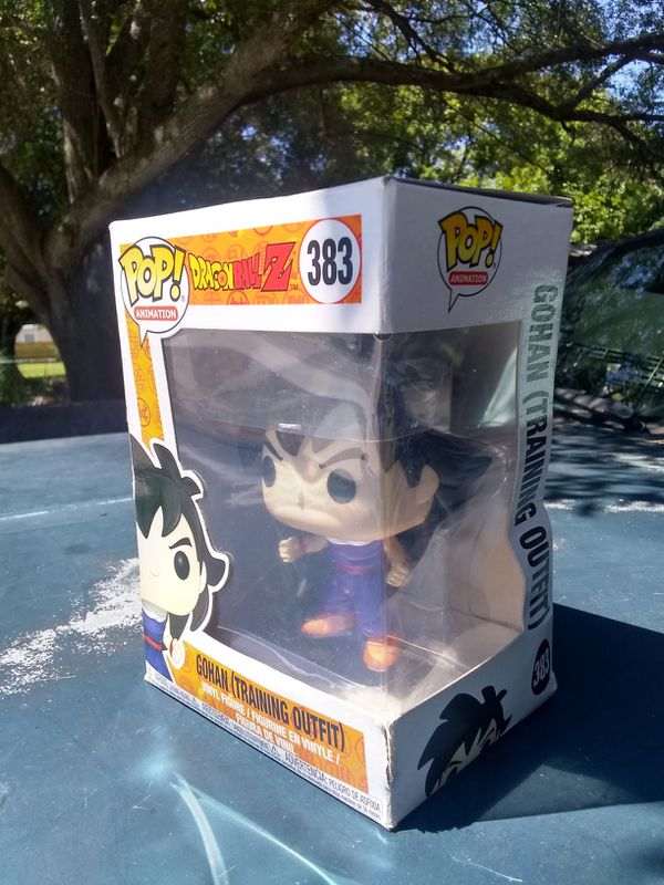 "Pop! ""Gohan"" Dragon Ball Z"