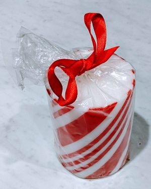 Peppermint candle for Sale in Hillsboro, OR