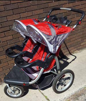 Schwinn Double Jogger Jogging Stroller for Sale in Farmington Hills, MI