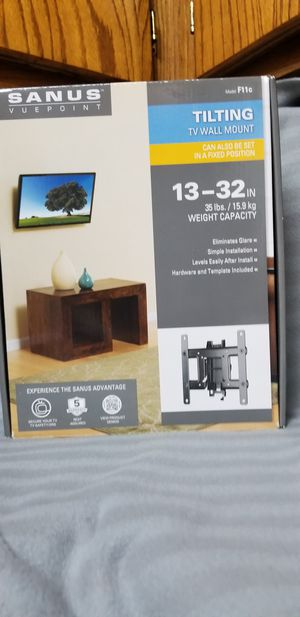 TV WALL MOUNT NEW for Sale in Ontario, CA