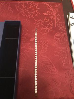 Swarovski Angelic Bracelet, White, Rhodium plated for Sale in Toms River, NJ