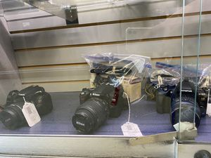Dslr cameras 📸 for Sale in San Antonio, TX