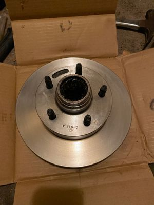 1998-2004 Ford Ranger front rotors for Sale in Los Angeles, CA