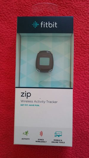 Fitbit ZIP Wireless Activity Tracker for Sale in Holly Springs, NC