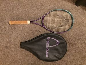Head tennis racket with case for Sale in West Haven, CT