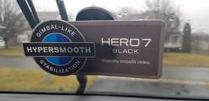 Gopro hero 7black magnet sign. for Sale in Chantilly, VA