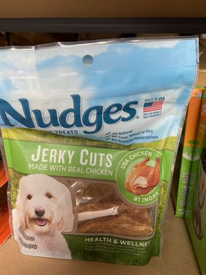 Nudges dog treats 3oz for Sale in Vancouver, WA