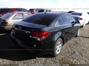 Wrecked 2012 Chevy Cruze turbo for parts only for Sale in Phoenix, AZ