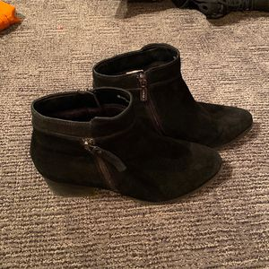Blondo Isaac Waterproof Black Bootie, Size 9 for Sale in Placerville, CO