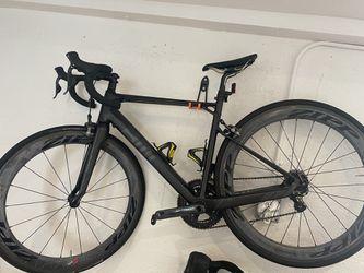 Road bike BMC grand fondo all carbon for Sale in Miami,  FL