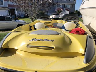 Sugar Sand 210hp Jetboat for Sale in Point Pleasant Beach,  NJ