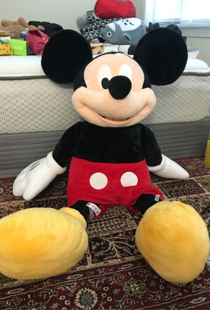 Large Mickey Mouse for Sale in Brookline, MA