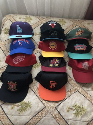 Fitted/SnapBack hats for Sale in Glendale, CA
