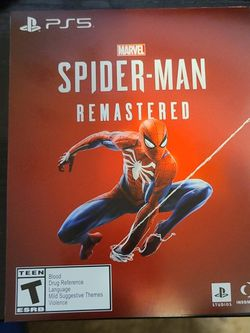 Spiderman remastered PS5 Digital Code for Sale in Gaithersburg,  MD