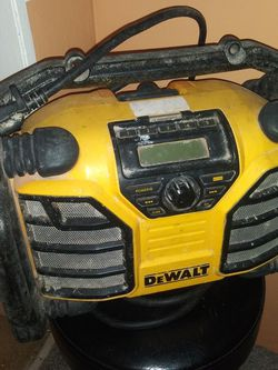 Radio Dewalt for Sale in Smyrna,  TN