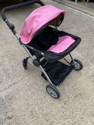 Dolls Double seat stroller for Sale in Arlington, TX