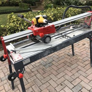 Tile Saw for Sale in Tampa, FL