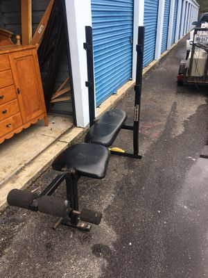 Weight- Workout Bench for Sale in Portsmouth, VA
