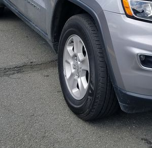 Jeep grand cherokee Rims and tires for Sale in Sleepy Hollow, NY
