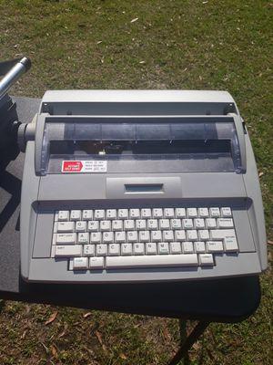 Electric Typewriter for Sale in Savannah, GA