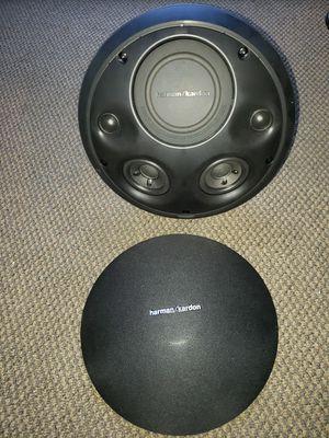 Harman/Kardon Onyx Studio Wireless Bluetooth Speaker Sub-woofer System (Black) & charger ask $69 for Sale in Pomona, CA