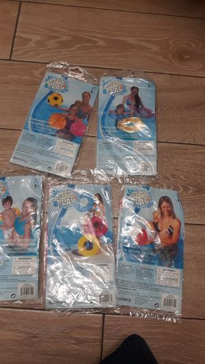 "LOT 5 ITEMS """"SPLASH Y AND PLAY """" for Sale in Fresno, CA"