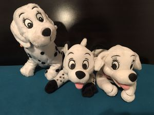 Dalmatian stuffed animals for Sale in Orlando, FL