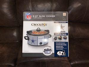 Cowboys crock pot for Sale in Winter Haven, FL