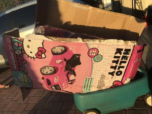 Hello kitty car and scooter for Sale in Clermont, FL