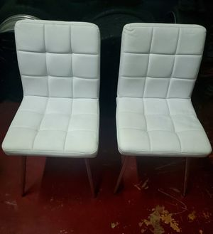 White home office desk furniture room chairs for Sale in HALNDLE BCH, FL