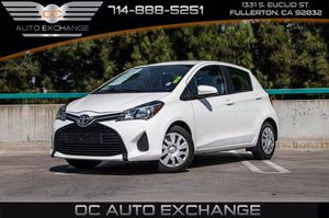 2017 Toyota Yaris for Sale in Fullerton, CA
