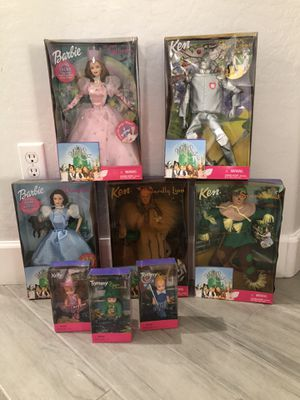 The Wizard of Oz Barbie collection for Sale in Phoenix, AZ