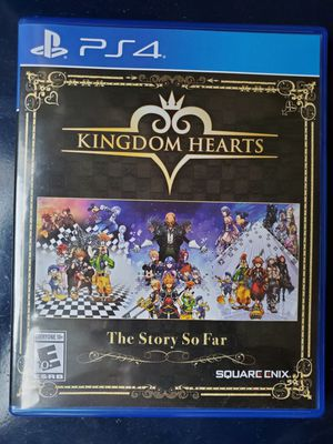 Kingdom Hearts The Story So Far 1.5 2.5 2.8 PS4 Playstation 4 complete for Sale in Fircrest, WA