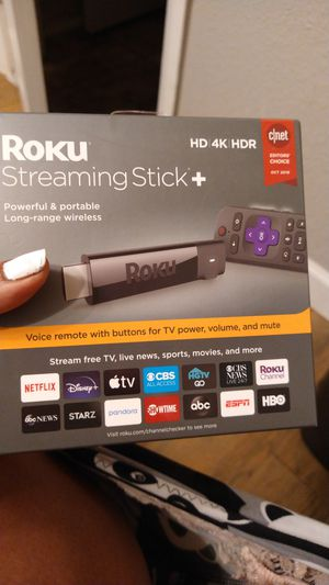 Roku Streaming Stick Plus for Sale in Houston, TX