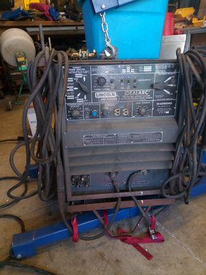 Lincoln idealarc stick tig welder 300 amp for Sale in Portland, OR