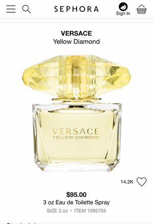 Versace Yellow diamonds for Sale in Montebello, CA
