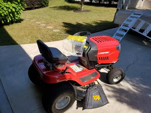 Troy Bilt riding lawn mower for Sale in Lithonia, GA