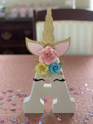 (2) Beautiful Unicorn 'A' Centerpieces for Sale in Brentwood, TN