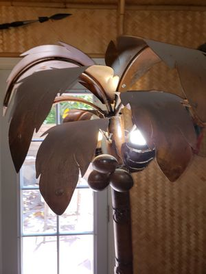Palm Tree Lamp for Sale in Rancho Cucamonga, CA