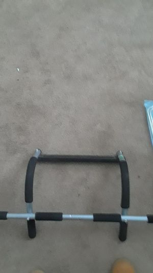 Pull push up bar for Sale in Pittsburgh, PA