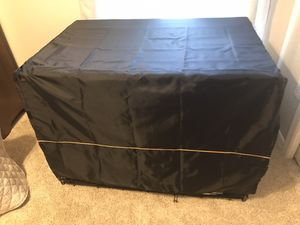 Dog crate cover kennel for Sale in MAGNOLIA SQUARE, FL