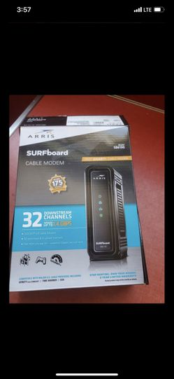 Arris Cable Modem. for Sale in Grosse Pointe Farms,  MI