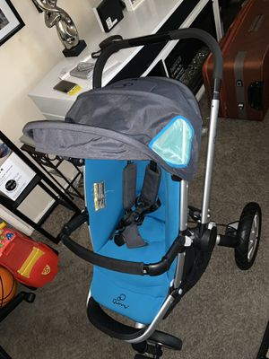 QUINY BOX CONVERTIBLE BABY STROLLER for Sale in Hawthorne, CA