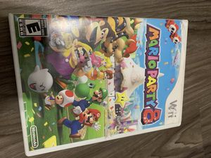 Wii Mario Party 8 for Sale in Tacoma, WA