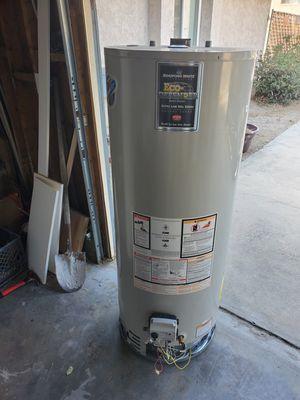 50 gallon water heater for Sale in San Bernardino, CA