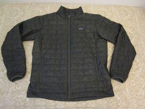 Patagonia Men's Nano Puffer Jacket - Primaloft - Gray - sz L for Sale in Buda, TX