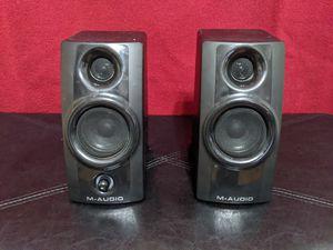 M-Audio AV20 Portable Desktop Speaker System for Sale in Chandler, AZ