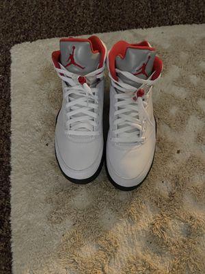 Air Jordan's Retro 5 Size 10 (Brand New ) Never Wore for Sale in Smyrna, GA